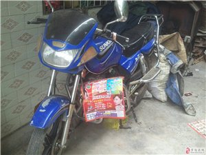 自用摩托车闲置转让