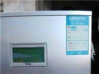 Tcl双门智能冰箱,有修理过,可以保修3个月,
