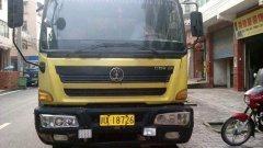 王牌自卸车 2010年上牌 黄色