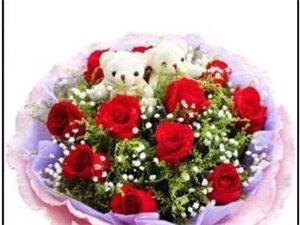 澳门金沙同城鲜花 玫瑰花 情人节 七夕节 生日礼物