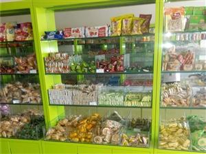 高档休闲食品专用货架