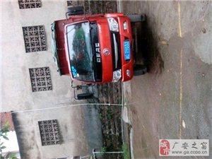 东风东风金刚 2014年上牌 红色