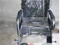 全新輪椅的,一次都沒有坐過