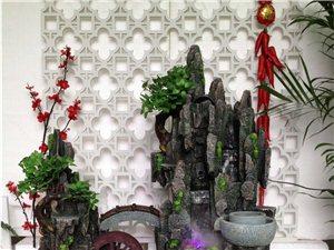 供应各种家居商务流水工艺品,室内喷泉加湿器