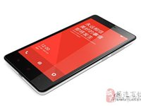 红米Note4G增强版刚抢到的未拆封
