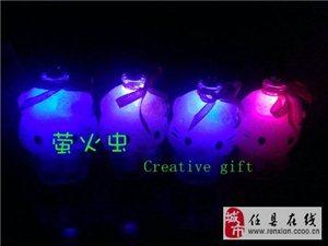 萤火虫创意礼品摆件现诚招加盟代理