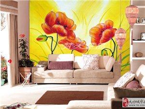 兰州专业生产定制大型壁纸墙画厂家招商加盟