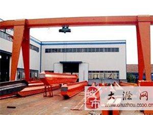 滁州專業承接行車塔機吊車噴砂除銹噴漆防腐