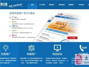 重慶百度推廣網站建設
