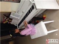 出售电钢琴(象牙白)九成新,买回来不会弹。低价出售