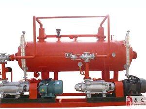 北京供应8T/H冷凝水回收装置