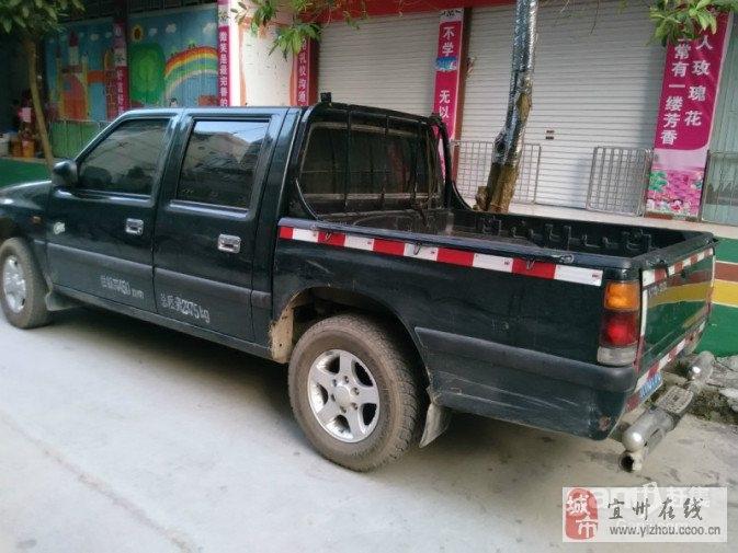 江铃宝典2009款2.8手动柴油两驱豪华型