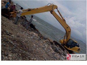 二段式25米加长大小臂小松挖掘机加长臂