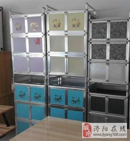 全新鋼化玻璃櫥柜