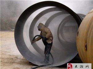 滁州鐵板儲油罐防腐噴砂噴漆除銹