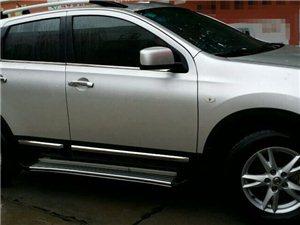 出售11年5月日產逍客SUV