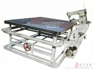 出售95成新制造床垫围边机以及资料共15