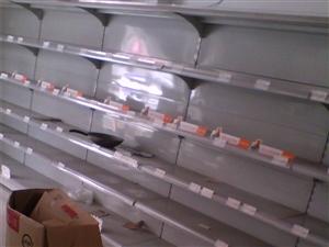 澳门银河网址平台9成新超市货架15节