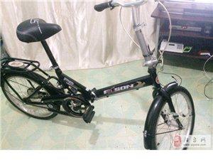 个人转让全新折叠自行车