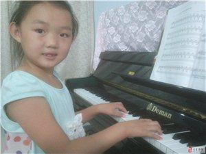 音樂教室(鋼琴電子琴)招生