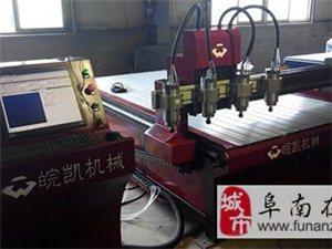 阜南皖凱WK-1325四頭木工雕刻機