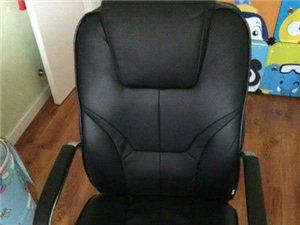自用办公皮质扶手座椅,超低价转