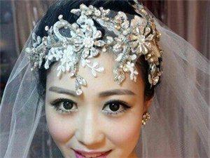 承接新娘妝,讓你成為最美的新娘!