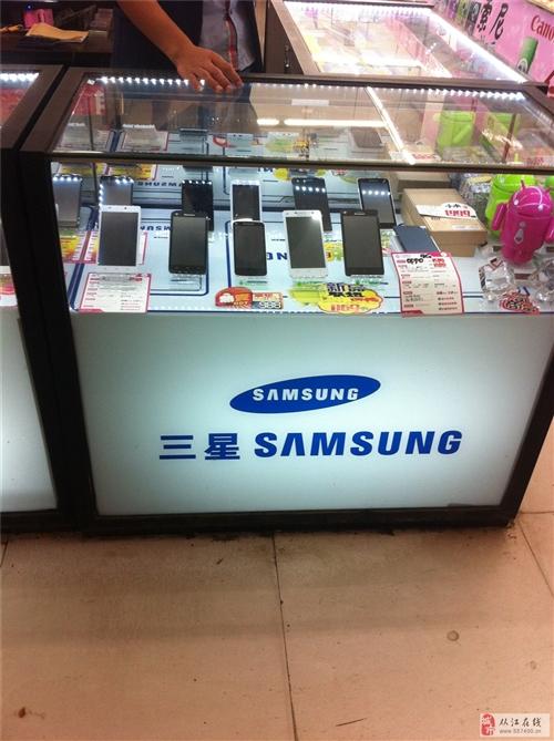 手机铁柜台