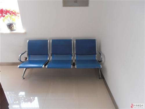出售白钢排椅
