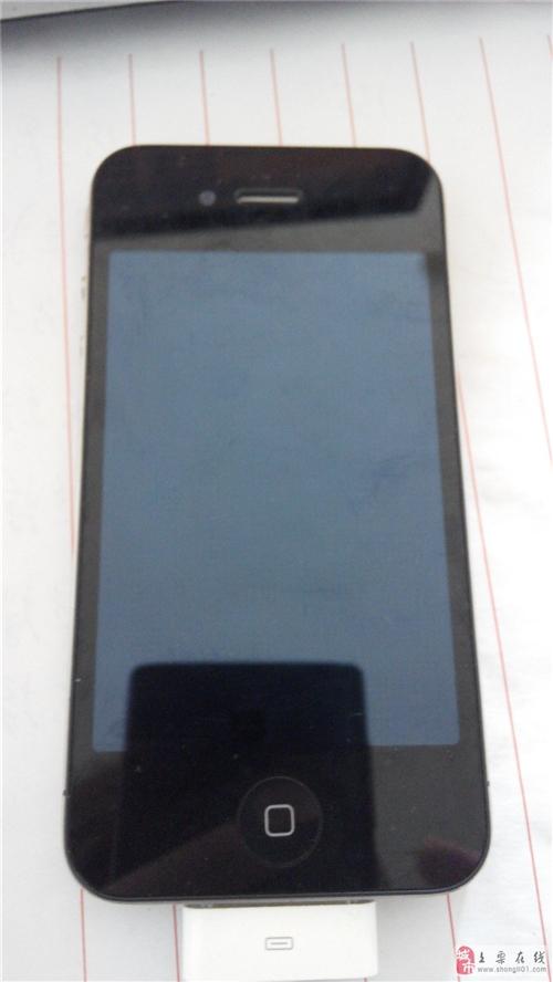 出售自用32G版苹果4