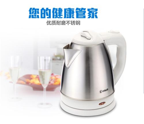 低价出售东菱不锈钢1.5L电热水壶10个