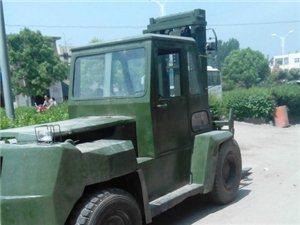 叉车 海斯特 1994年上牌 老款10吨叉车,现在转让