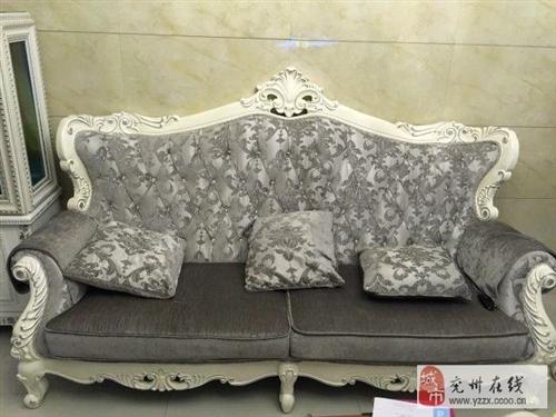 用了不到一个月的欧式沙发,因为老人不?#19981;叮?#23244;占地方