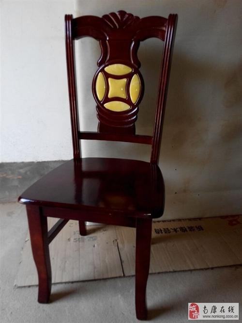 家具廠轉行,低價處理一批全新實木餐椅