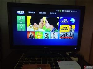 37寸led液晶电视,色泽鲜艳,正常收看,lg的屏