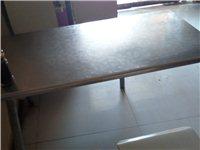 低價處理連體快餐桌椅及卡座