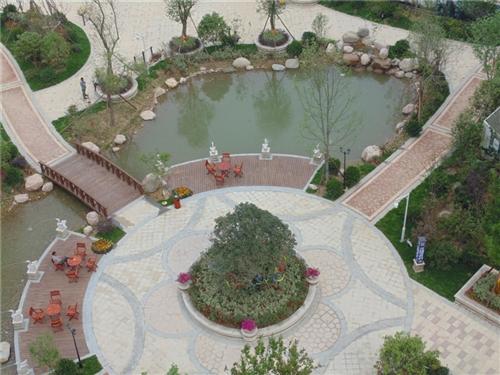 枫林湾实景图