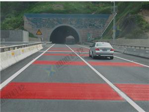 彩色路面有什么特點長沙湘旭彩色防路面施工