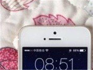 出售自用金色iPhone5S联通1528,98新5