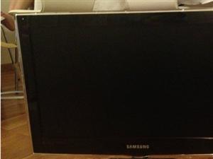顶账几台22寸液晶电脑显示屏500元