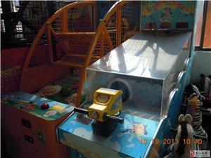儿童乐园部分游戏设施转让