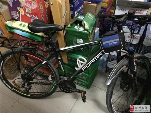 出售福瑪特科魯茲山地車,騎行不到300公里
