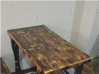 出售实木桌椅1——2套