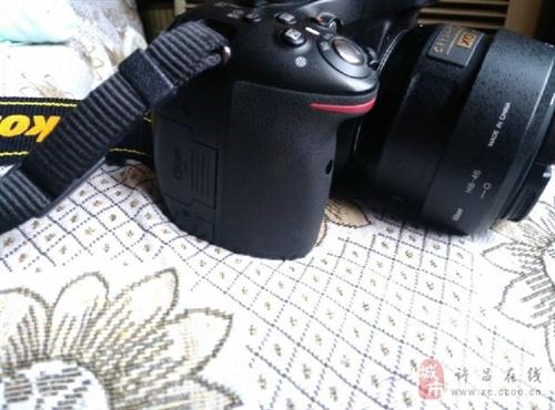自用尼康D5200單機18-105鏡頭