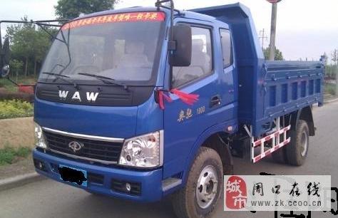 出售一辆九成新奥池1800自卸车