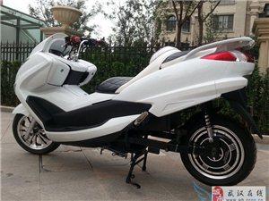 马杰斯特T3电动车踏板车改装电动摩托车助力车60