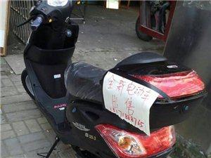 长阳505澳柯玛黑色电动车出售