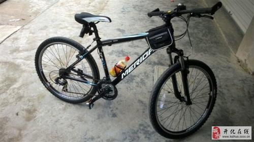 """9成新""""美利達勇士500""""山地自行車出售"""