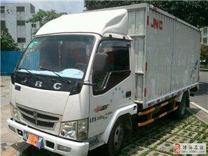 珠海厢式小货车出租