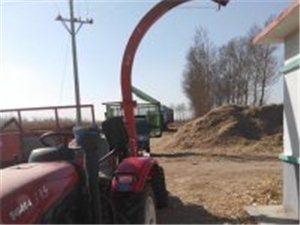 出售玉米秸稈草塊